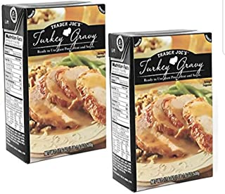 Trader Joe's Ready to Use Turkey Gravy - (17.6 oz) 500g - 2-PACK