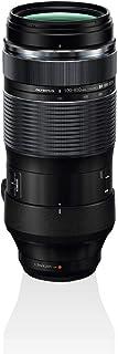 M.Zuiko DIGITAL ED 100 400mm F5.0 6.3 IS, Supertelezoom, geeignet für alle MFT Kameras (Olympus OM D  und Pen Modelle, Panasonic G Serie), schwarz