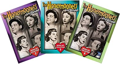 Ultimate The Honeymooners Lost Episodes Series 12-DVD Collection