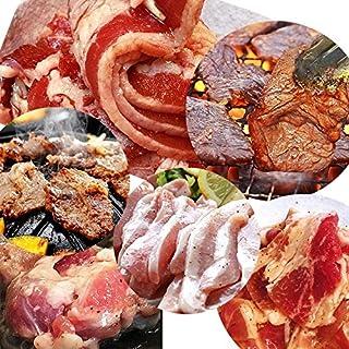 焼肉セット7品合計約2.8kg食べるぞ焼肉祭り[詰め合わせ/BBQ/バーベキュー/牛カルビや牛ハラミ等てんこ盛り]