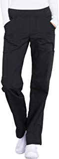 Cherokee Workwear Professionals WW170 Women's Mid Rise...