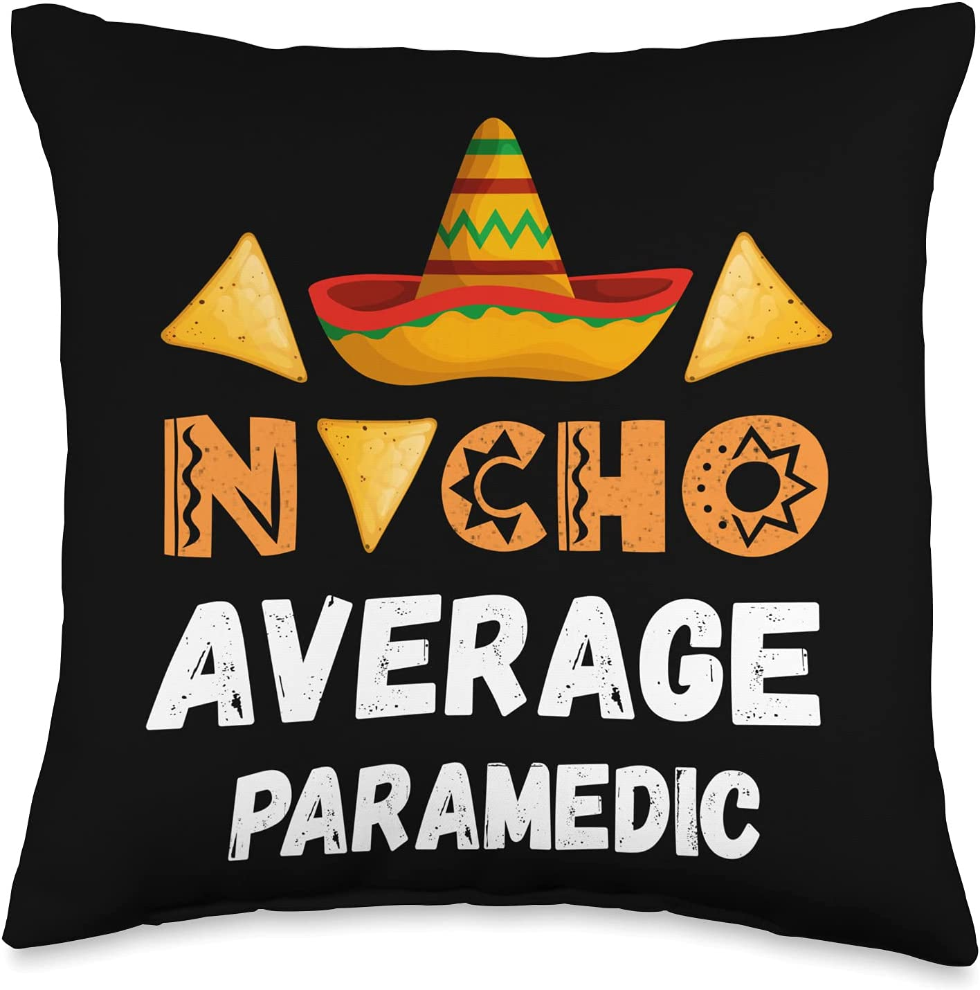 Paramedic Retirement Coworker Design Average Spring new National uniform free shipping work Cow Nacho