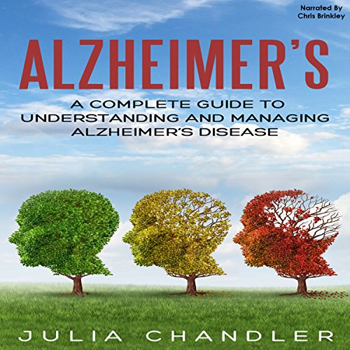 Alzheimer's audiobook cover art
