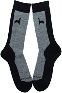 Alpaca Hiking Socks Treated with Aloe Vera