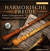 Harmonische Freude [Austral Harmony] [CHANDOS: CHAN 0809] by Austral Harmony