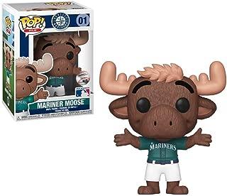 MLB Mascots Funko Pop! Mariner Moose (Seattle Mariners)