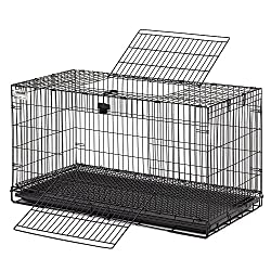 MidWest Wabbitat Folding Rabbit Cage