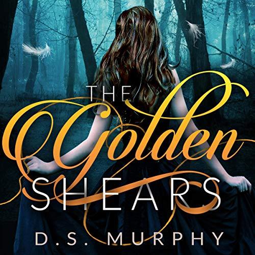 The Golden Shears audiobook cover art