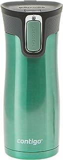 Contigo Westloop Autoseal Mug, Jade 473 ml Capacity, Green
