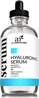 ArtNaturals Hyaluronic Acid Serum (1 Fl Oz / 30ml) - Anti- Aging Facial Serum, Natural Moisturizer w/Vitamin C Serum & Vit...