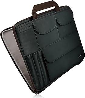 エレコム パソコンケース タブレットケース 13.3インチ (macbook pro 13) 小物収納ポケット付き ブラック BM-IBUB01BK