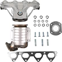 MOSTPLUS Manifold Catalytic Converter w/Gasket Kit For Honda Civic 1996 1997 1998 1999 2000 1.6L 674439