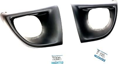2004-2008 Mazda RX-8 Rear Right & Left Bumper Protector Guard Set OEM