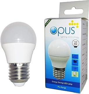Opus Lighting Technology LED Golf Ball, 5.2 W, Daylight