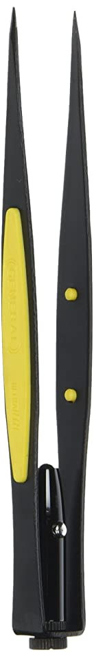 General Tools 70401 Lighted Tweezers with Smooth Point Tip