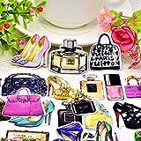 SUNYU Exquisite selbstgemachte parfüm und Tasche Schuhe Aufkleber Scrapbooking dekorative Aufkleber...