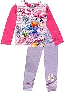 Disney Niñas Daisy Duck Fabulous Pijamas