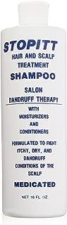 Stopitt Hair and Scalp Treatment Shampoo, 16 Ounce