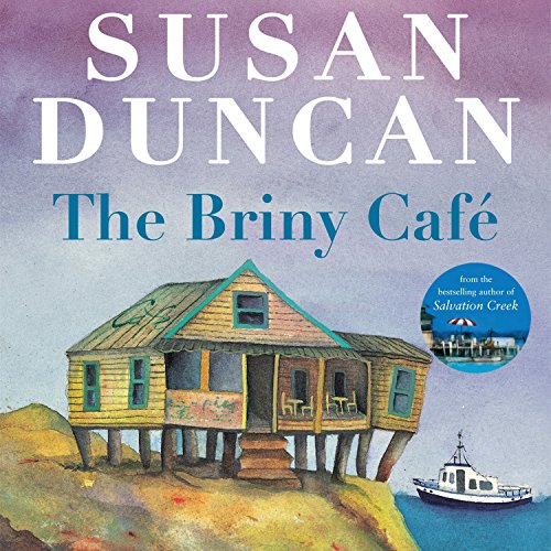 The Briny Café audiobook cover art
