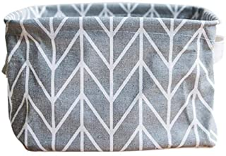 Storage Bins,IEason Foldable Colors Storage Bin Closet Toy Box Container Organizer Fabric Basket