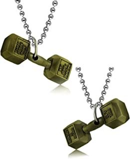Utkarsh (Set Of 2 Pcs) Light Green Phil 4:13 By Shields Of Strength Weightlifting Fitness Gym Bodybuilding Sports Frosted ...