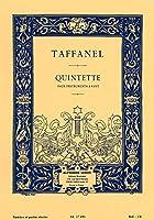 タファネル : 五重奏曲 (木管五重奏) ルデュック出版
