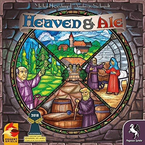 Pegasus Spiele 54544G Pegasus - Heaven & Ale, bunt