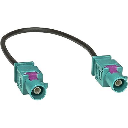Tomzz Audio 1600 019 Fakra Antennen Verlängerung 1m Elektronik