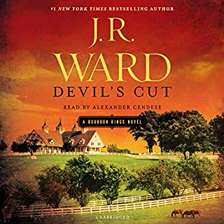 Devil's Cut audiobook cover art