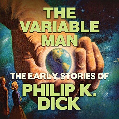 The Variable Man copertina