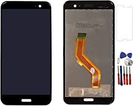 LCD Display Digitizer Touch Screen Replacement Assembly for HTC U11 5.5