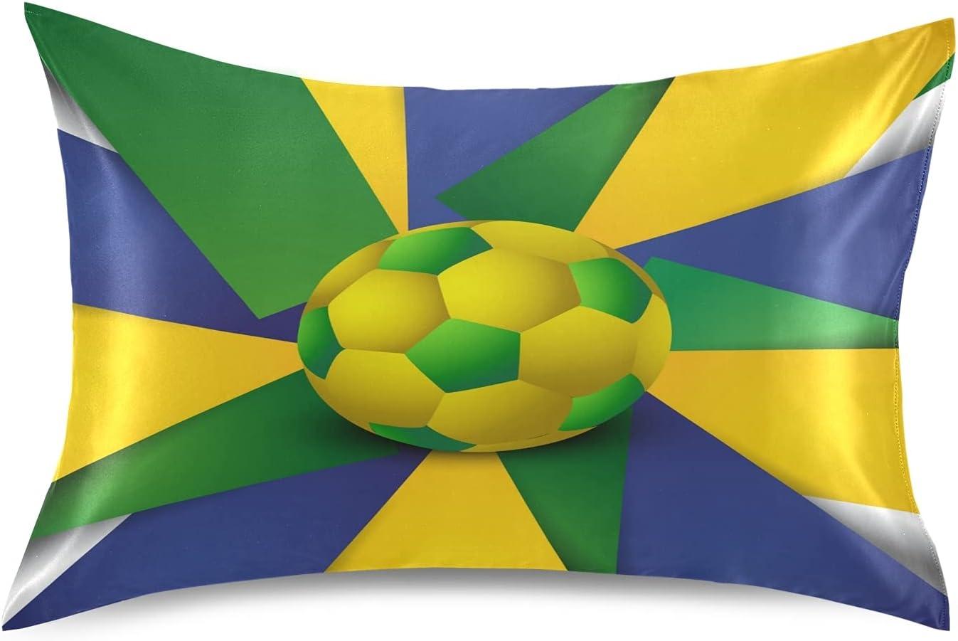 Art Max 50% OFF Sport Soccer Football Pillowcase Soft Case supreme Pro Covers Pillow