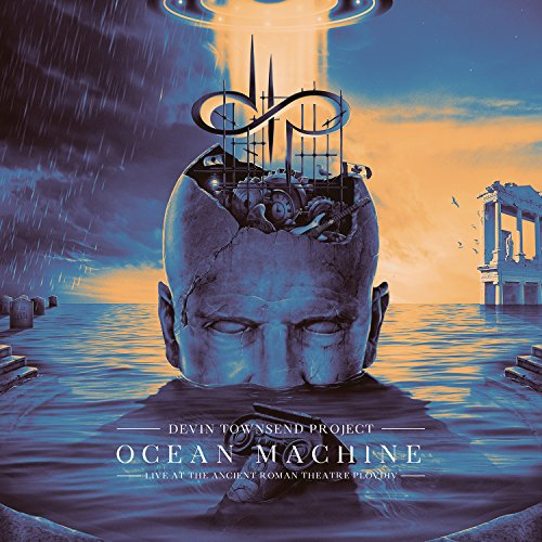 Ocean Machine - Live at the Ancient Roman Theatre Plovdiv (Special Edition 3CD & DVD Digipak)