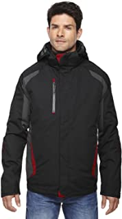North End Height Men's 3-In-1 Jackets With Insulated Liner>4XL NIGHT 88195