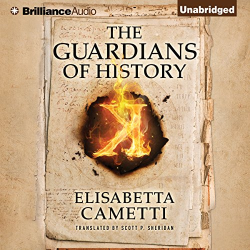 The Guardians of History audiobook cover art