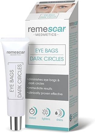 Crema de ojos Remescar probada clínicamente para bolsas   Reduce las bolsas en los ojos con resultados inmediatos probados clínicamente   Fabricado por Remescar