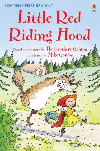 Little Red Riding Hood: For tablet devices (First Reading Level 4) (English Edition)