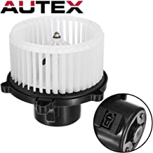 AUTEX HVAC Blower Motor Assembly 700138 971132F000 Compatible with Kia Spectra 2004 2005 2006 2007 2008 2009 Replacement for Kia Spectra5 2005 2006 2007 2008 2009