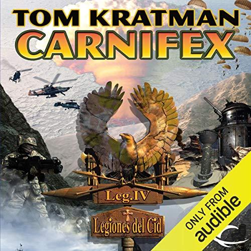 Carnifex: Carrera, Book 2
