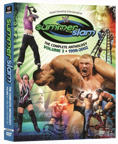 Wwe: Summerslam The Complete Anthology 3 (5pc) [DVD] [Region 1] [NTSC] [US Import]