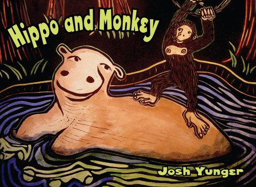 Image of Hippo and Monkey (1) (The Adventures of Hippo and Monkey)