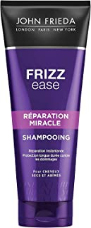John Frieda Frizz Ease Miraculous Recovery Repairing Shampoo, 250ml, Packaging may vary