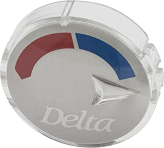 Delta Faucet RP20542 Hot/Cold Indicator Button for 13/14 Series