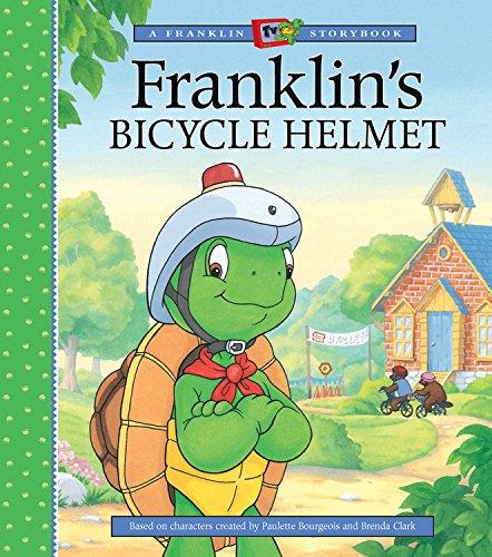 Franklin's Bicycle Helmet (A Franklin TV Storybook)