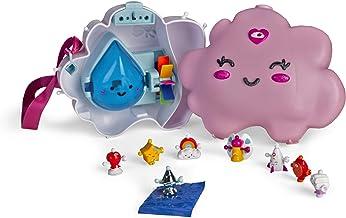 Ziwies - Nube con asa y 8 figuritas coleccionables, para niños y niñas de 4 a 8 Años (Famosa 700015003)