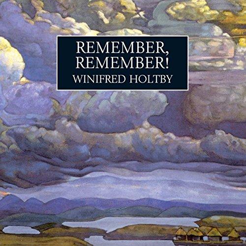 Remember, Remember cover art