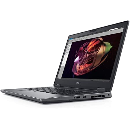 Dell Precision 7730 17in Mobile Workstation with Intel i9-8950HK 32GB 1TB SSD Nvidia P3200 w/6GB 17.3in UltraSharp 4K IGZO 3840x2160 AG Display Win 10 Pro (Renewed)