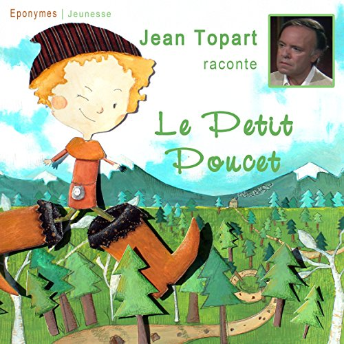 Le Petit Poucet audiobook cover art
