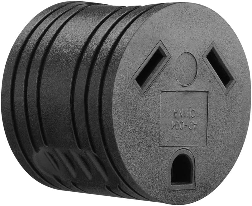 PowerFit PF921599 3-Prong 30-Amp RV Male for Adapter Plug Excellence unisex 15-Amp