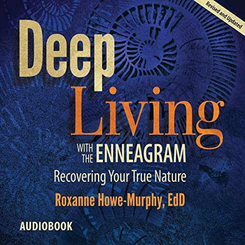 『Deep Living with the Enneagram』のカバーアート